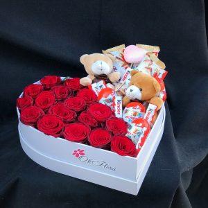 Read more about the article De ce să alegi o livrare de dulce și flori?
